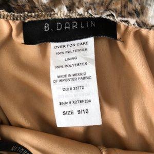 B Darlin Dresses - B. Darlin Maxi Dress 9/10